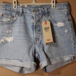 Levi's Shorts - Levi 501 Shorts
